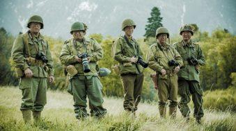 Camera Warfare, la Seconde Guerre mondiale où les armes sont remplacées par des reflex Canon