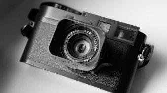 Leica M Monochrom : le test