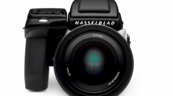 Hasselblad H5D moyen format dos numérique