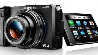 Samsung EX2F: f/1,4 et Wi-Fi pour 449 €