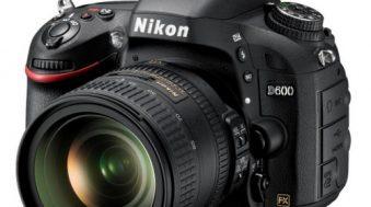 Nikon D600 problème poussières capteur