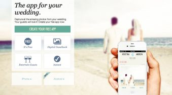 Wedding App photos de mariage