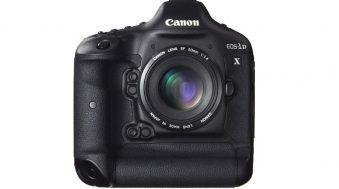 reflex canon eos 1dx