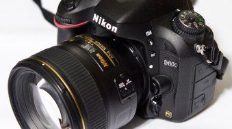 reflex numérique Nikon D600