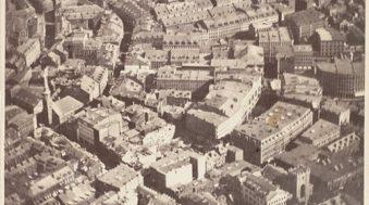 la plus vieille photo aérienne du monde Boston
