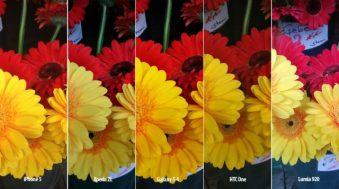 Samsung Galaxy S4 : test appareil photo