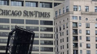 chicago sun-times licenciement photographes