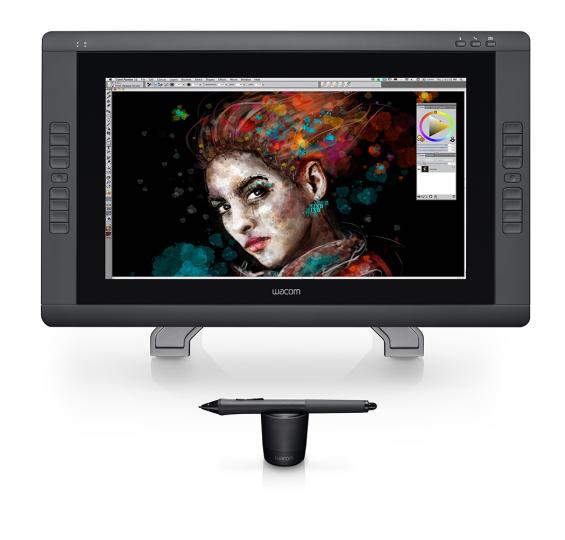 Wacom annonce la Cintiq 22HD touch
