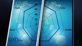DxO Mark : Samsung Galaxy S4 photophone