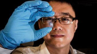 capteurs photo ultra sensibles Nanyang Technological University à Singapour