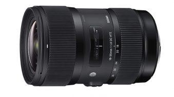 Test objectif Sigma 18-35 mm f/1,8 DC HSM