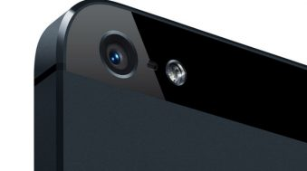 iphone 5s slow motion capteur photo