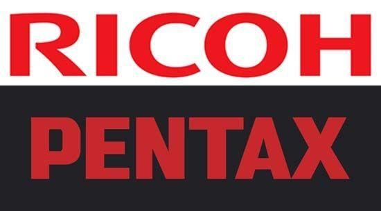logo ricoh imaging pentax