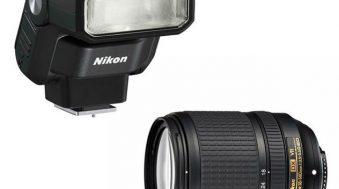 nouveautes Nikon 2013 zoom 18-140 et flash sb-300