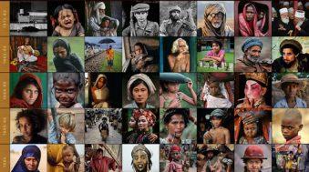 steve mccurry application photo ipad portraits