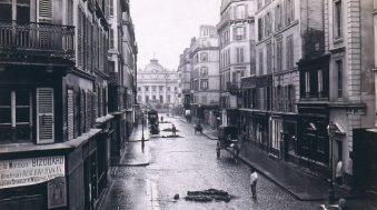 le photographe de Paris Charles Marville aux Etats-Unis
