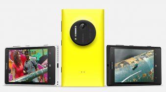 Nokia Lumia 1020 photophone ou appareil photo