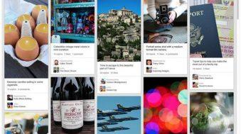 Pinterest se lance dans la publicite et a l'international