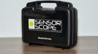 Test Delkin Sensor Scope nettoyage capteur