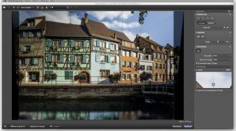 logiciel DxO Perspective exclusivement pour Mac