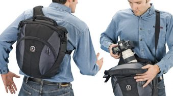 Tamrac Velocity sacs photo pour reflex et iPad