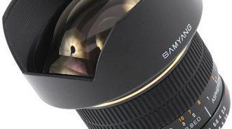 Test terrain Samyang 14 mm objectif grand angle