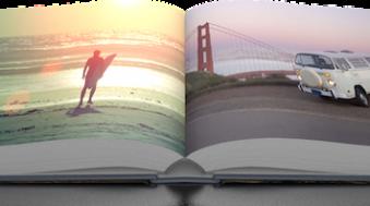 Yahoo lance Flickr Photo Books service creation livre photo