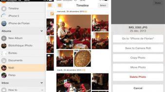 Loom stocke toutes les photos et vidéos dans le nuage