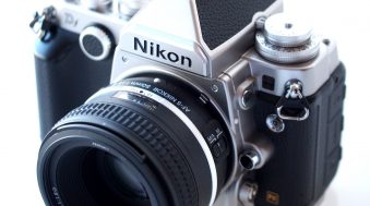 test terrain Nikon Df