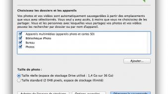 Picasa s'enrichit d'une sauvegarde automatique sur Google+