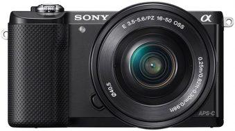 Sony Alpha 5000 : taille minimale, qualité d'image et connectivité maximales
