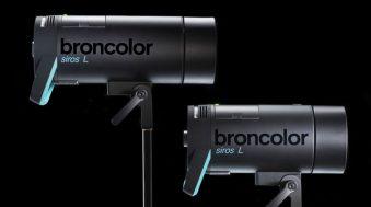 Nouveaux flashs sur batterie Broncolor Siros L