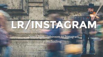 LR/Instagram : publier ses photos Lightroom vers Instagram sans chichis