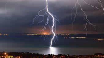5 conseils pour photographier les orages