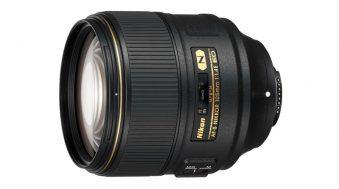Nikon 105 mm f/1,4 : le prix du flou