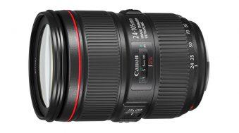 Canon EF 24-105 mm f/4 L IS II USM : zoom rajeuni et silencieux