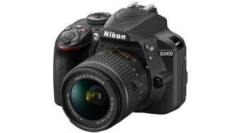 Nikon D3400 : sous le signe du partage