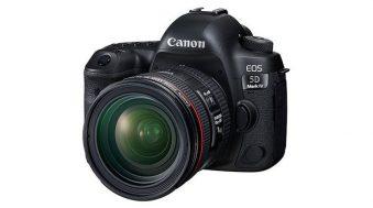 Canon EOS 5D Mark IV, le 24×36 passe au Dual Pixel AF et à la 4K