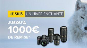 [Bon plan] Jusqu'à 1000 € remboursés par Nikon sur une sélection de produits