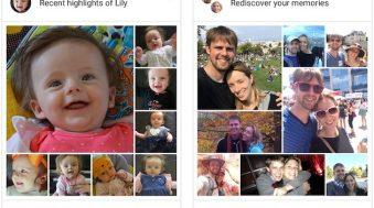 Google Photos réoriente vos images et retrouve les meilleures