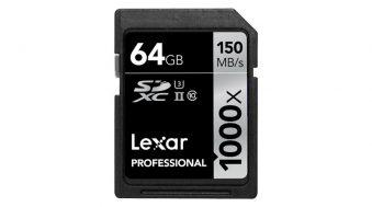 [Bon plan] Jusqu'à 60% de remise sur les cartes mémoire SD Lexar Professional