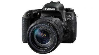 Canon EOS 77D et EOS 800D: et maintenant avec du Dual AF