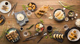 Photographie culinaire : la vie d'un studio