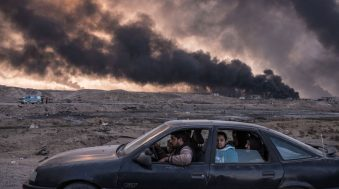 De l'Irak aux Philippines, les choix de choc du World Press Photo 2017